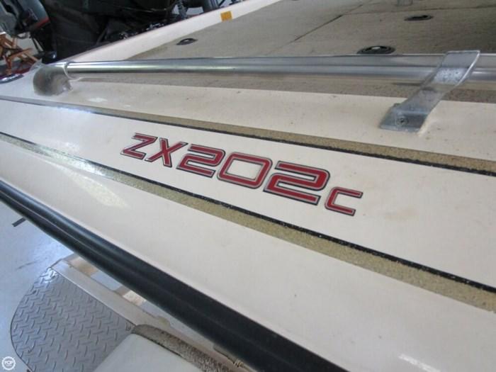 1998 Skeeter ZX 202c Photo 7 of 20