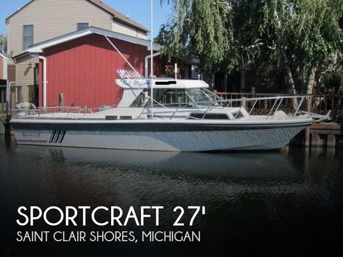 1988 Sportcraft 270 Fisherman Photo 1 of 20