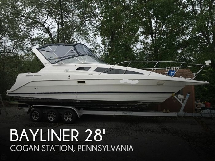 1998 Bayliner Cierra 2855 SE Photo 1 of 20