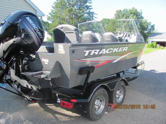 2016 Tracker Targa V-18 Combo Photo 4 of 20