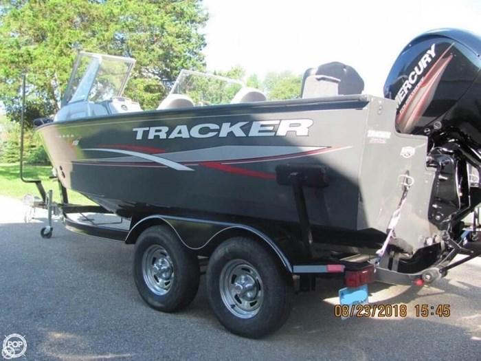 2016 Tracker Targa V-18 Combo Photo 2 of 20