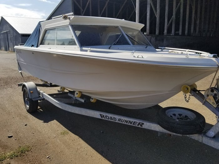 Double Eagle Hard Top 1987 Used Boat for Sale in Comox