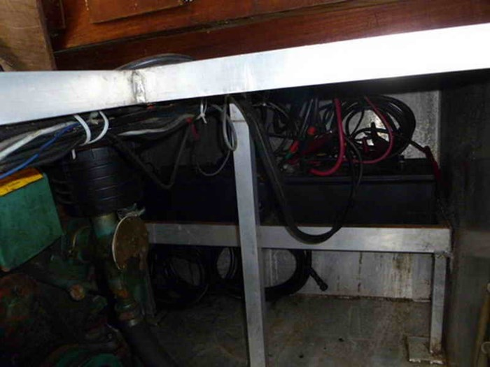 1985 Hi-Line Aluminum Welding Bowpicker Photo 25 sur 25
