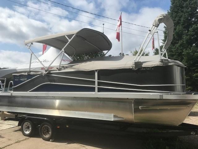 2018 SunCatcher Pontoons by G3 Boats V322 C @ Yamaha VF 150 Photo 1 of 10