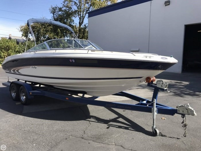 Sea Ray 230 Bow Rider Select Signature 1998 Used Boat for Sale in  Sacramento, California - BoatDealers ca