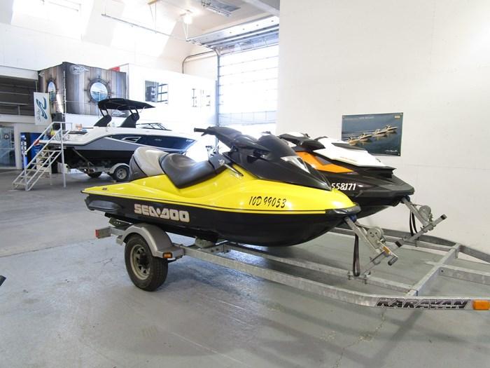 2003 Sea-Doo GTX 4-TEC & GTR215 Photo 4 sur 6