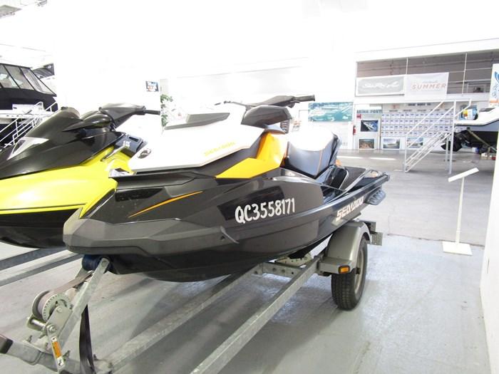 2003 Sea-Doo GTX 4-TEC & GTR215 Photo 5 sur 6