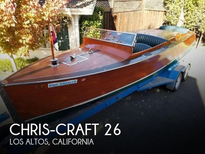 1927 Chris-Craft 26 Photo 1 of 20