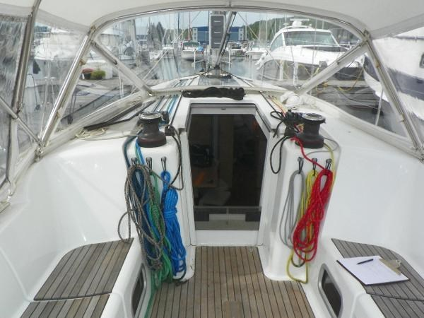 2010 Beneteau First 45 Photo 7 sur 29