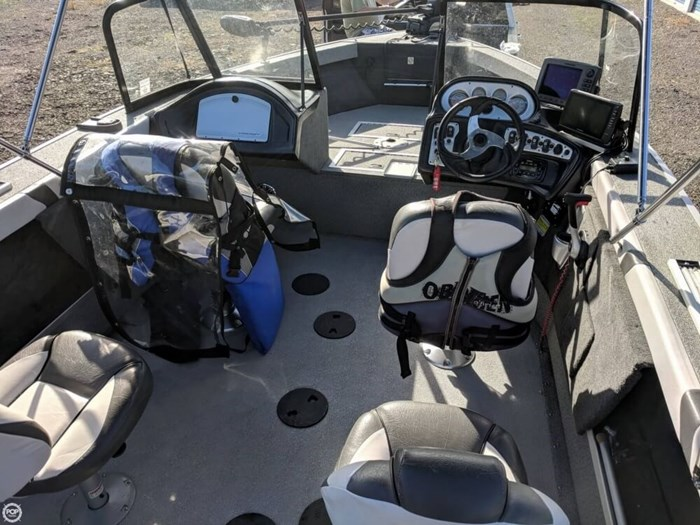 2015 Starcraft Fishmaster 210 Photo 7 sur 20