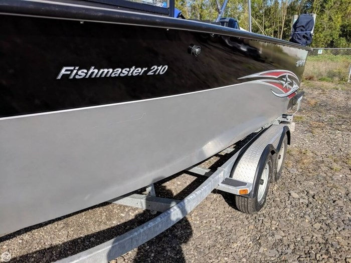 2015 Starcraft Fishmaster 210 Photo 20 sur 20