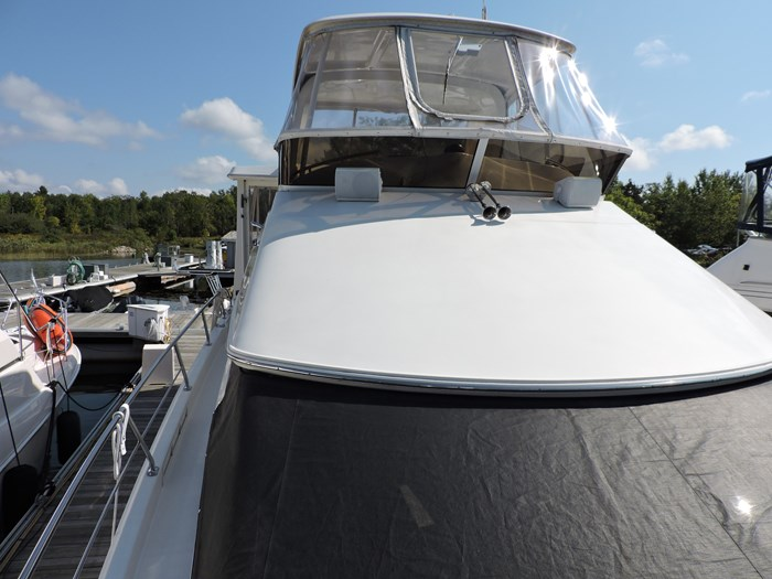 2007 Carver 43 Motor Yacht Photo 19 of 73