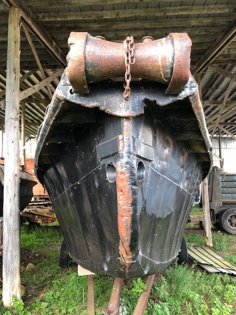 1945 PROJECT BOAT 35' RUSSEL BROS ALLIGATOR TUG Photo 2 sur 14