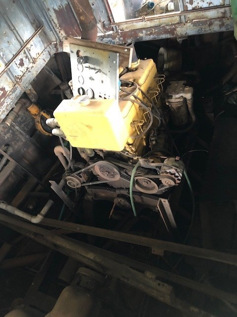 1945 PROJECT BOAT 35' RUSSEL BROS ALLIGATOR TUG Photo 10 sur 14