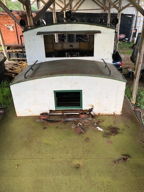 1945 PROJECT BOAT 35' RUSSEL BROS ALLIGATOR TUG Photo 9 sur 14