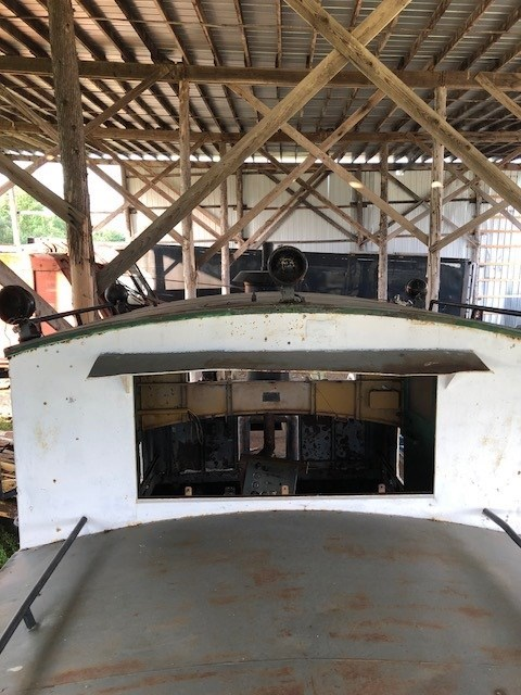 1945 PROJECT BOAT 35' RUSSEL BROS ALLIGATOR TUG Photo 8 sur 14