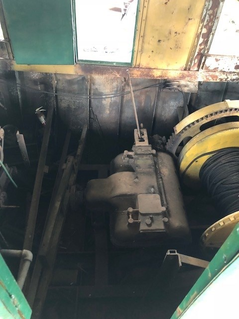 1945 PROJECT BOAT 35' RUSSEL BROS ALLIGATOR TUG Photo 11 sur 14