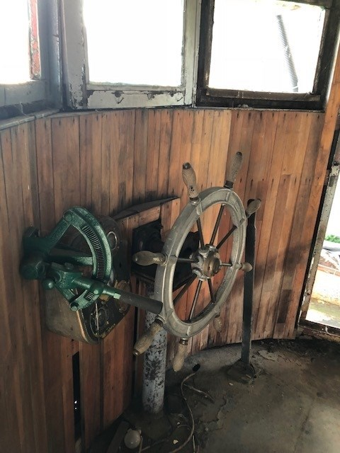 1950 PROJECT BOAT 38' RUSSEL BROS TUG Photo 10 sur 18