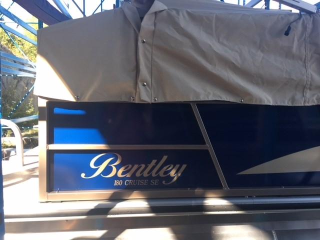 2019 Bentley Pontoons 180 Cruise w/Yamaha 60 hp Photo 1 of 10