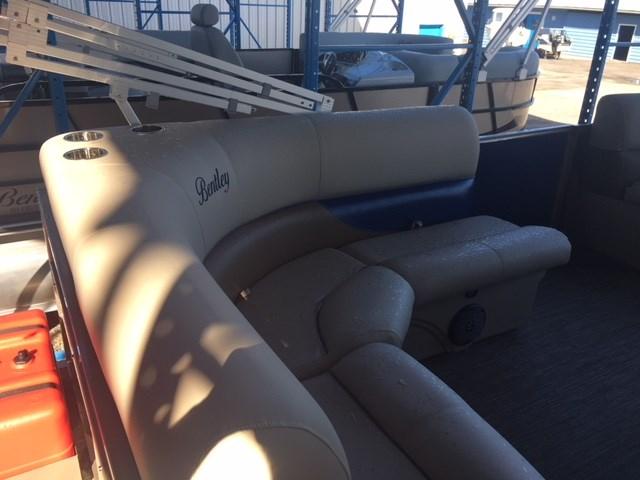 2019 Bentley 180 Cruise w/Yamaha 60 hp Photo 4 of 10