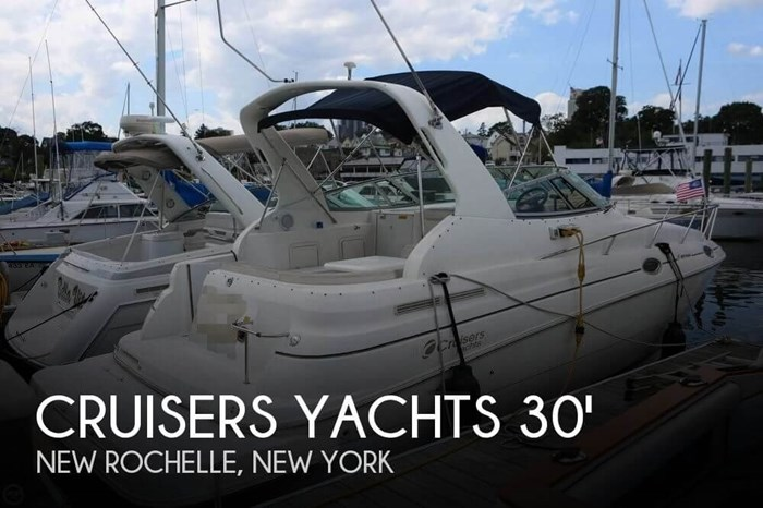 1999 Cruisers Yachts 2870 Rogue Photo 1 sur 20