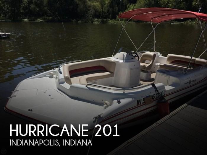 2013 Hurricane 201 Sundeck Sport Photo 1 sur 20