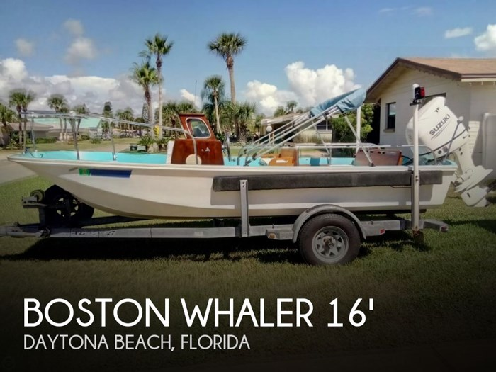 Boston Whaler Nauset 1973 Used Boat for Sale in Daytona Beach, Florida -  BoatDealers ca