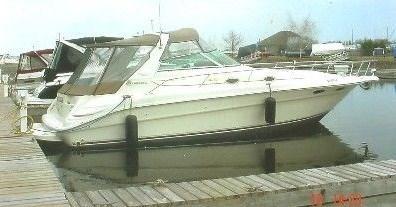 1996 Sea Ray 330 SUNDANCER Photo 1 sur 6