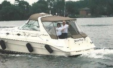 1996 Sea Ray 330 SUNDANCER Photo 2 sur 6