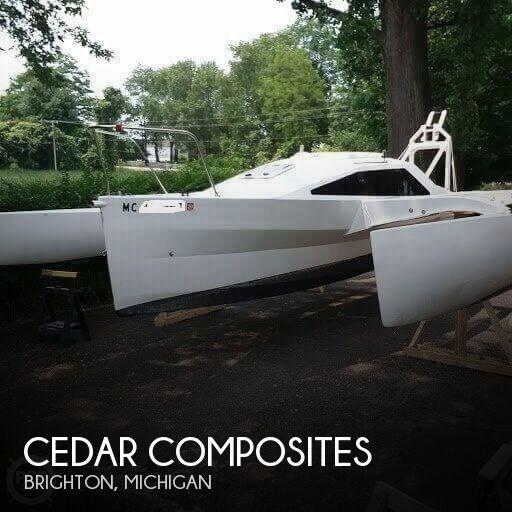 2017 Cedar Composites Scarab 650 Photo 1 sur 21