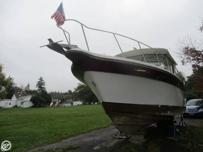 1990 Baha Cruisers 310 Sport Fisherman Photo 4 sur 20