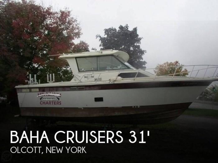 1990 Baha Cruisers 310 Sport Fisherman Photo 1 sur 20