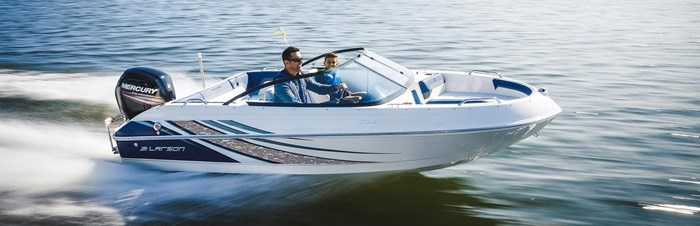 Larson LX 160 OB 2019 New Boat for Sale in Rideau Ferry, Ontario ...