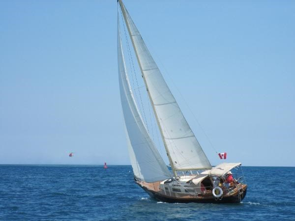 1980 Sloop Woodco Yachts / Given 29 Photo 1 of 42