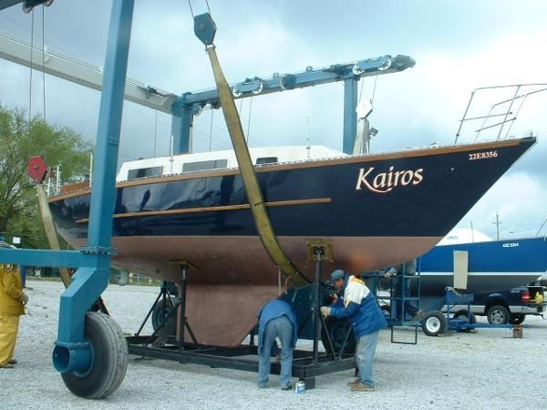 1980 Sloop Woodco Yachts / Given 29 Photo 7 of 42