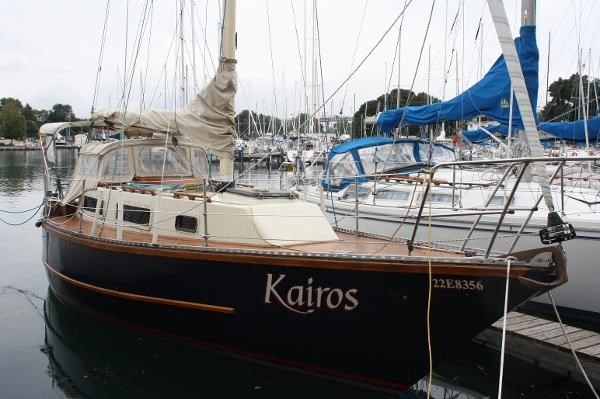 1980 Sloop Woodco Yachts / Given 29 Photo 9 of 42