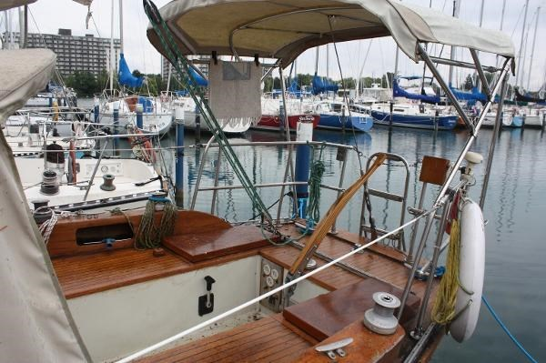 1980 Sloop Woodco Yachts / Given 29 Photo 12 of 42