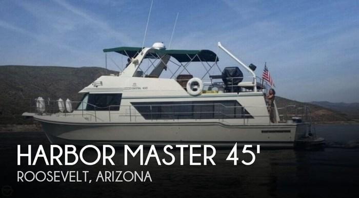 1990 Harbor Master Coastal 450 Photo 1 of 20