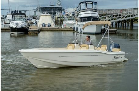 2019 Scout 175 Sport Dorado Photo 13 of 30