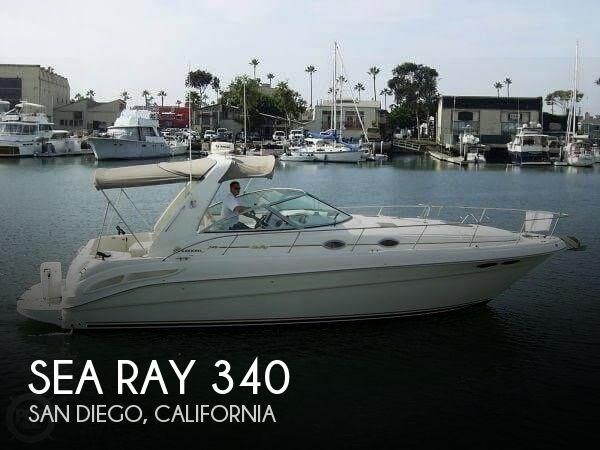 1999 Sea Ray 340 Sundancer Photo 1 of 20