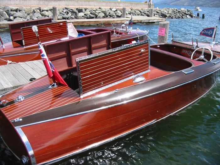1939 Chris-Craft Custom - barrelback Photo 2 sur 3
