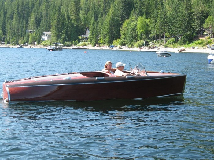 1939 Chris-Craft Custom - barrelback Photo 3 of 3