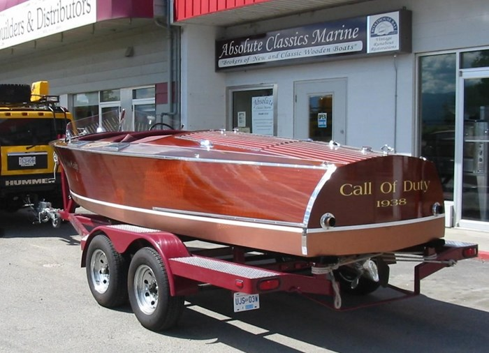 1938 Chris-Craft Custom Photo 3 of 5
