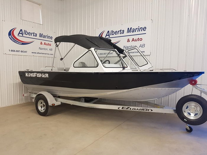Boat Dealers Alberta >> Kingfisher 1775 Extreme Duty 2019 New Boat For Sale In Nanton Alberta Boatdealers Ca