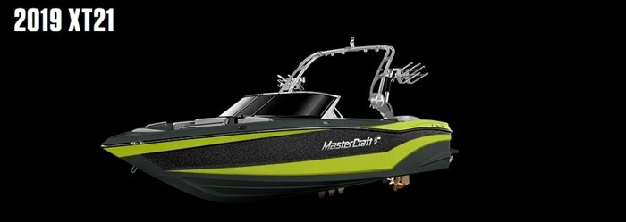 2019 Mastercraft XT 21 Photo 1 of 4