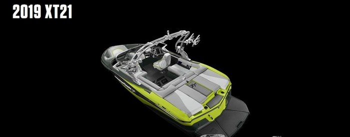 2019 Mastercraft XT 21 Photo 3 of 4