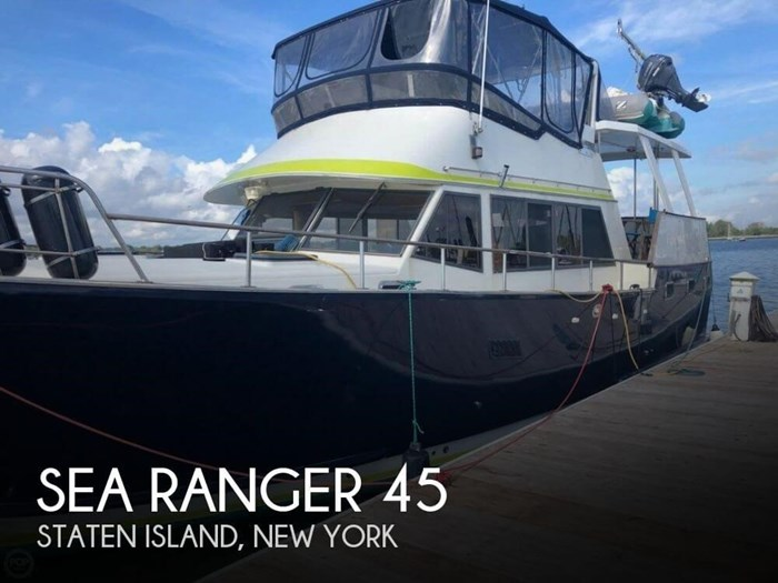 1986 Sea Ranger 45 Photo 1 of 20