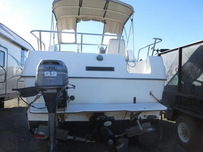 1989 Prowler 22' Boat Photo 3 sur 3