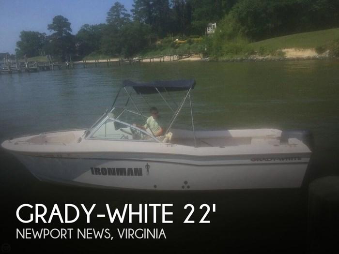 1999 Grady-White Tournament 223 Photo 1 of 20