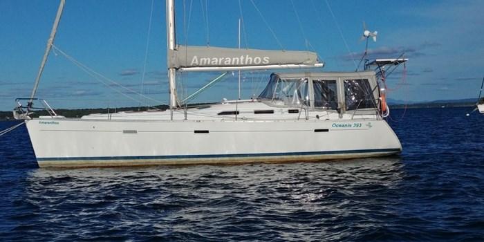 2006 Beneteau Oceanis 393 Photo 2 sur 43